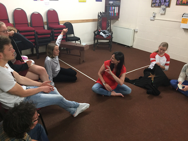 Sidmouth theatre workshop2